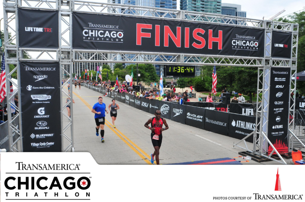 My First Triathlon! – Chicago Triathlon 2017 (Sprint 18.6 Miles)
